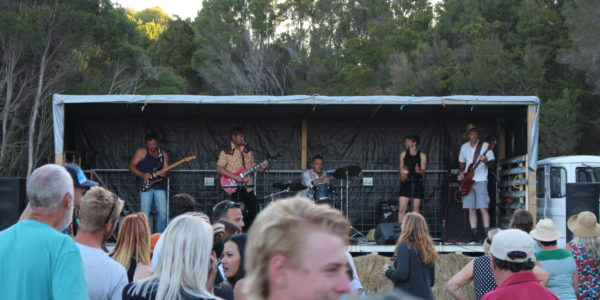 The Blues Implosion, Music in the Vines, Unavale Vineyard